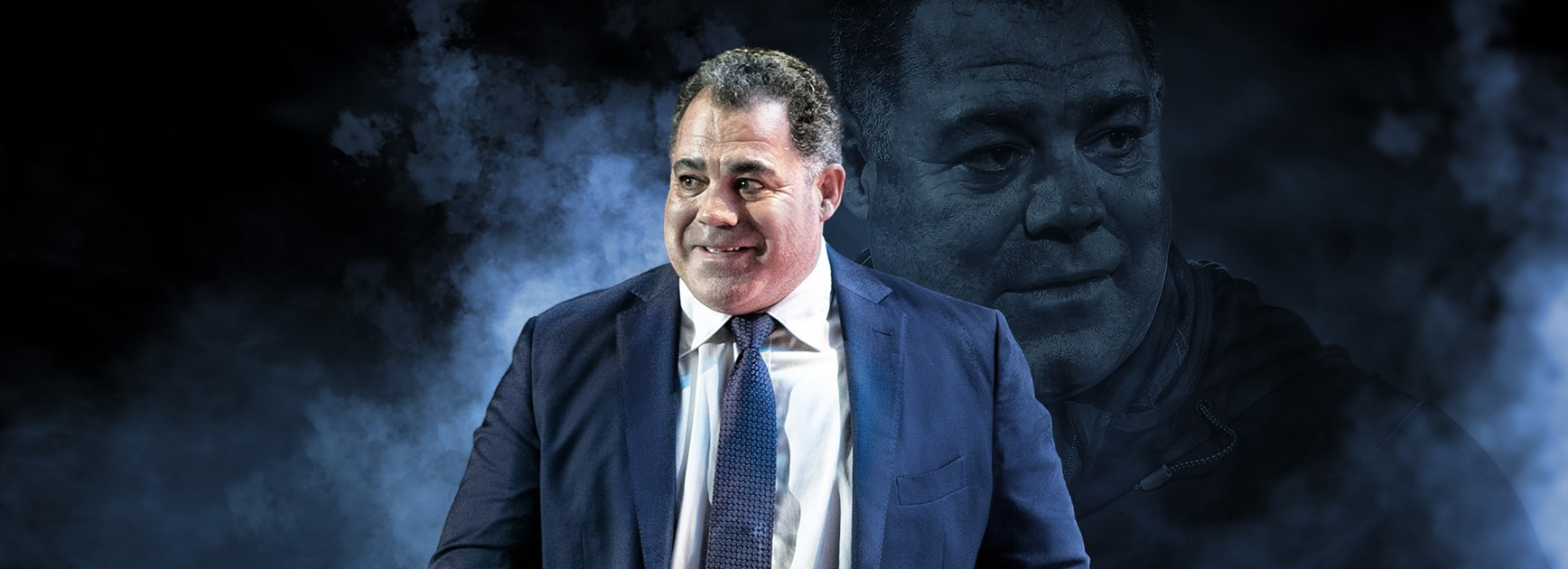 Rugby League Immortal Mal Meninga joins the Titans