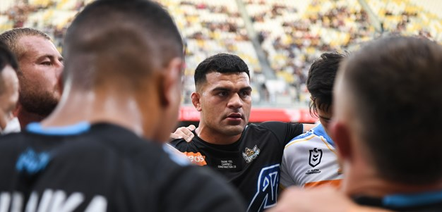 'I need to be better': Fifita primed for bigger 2022