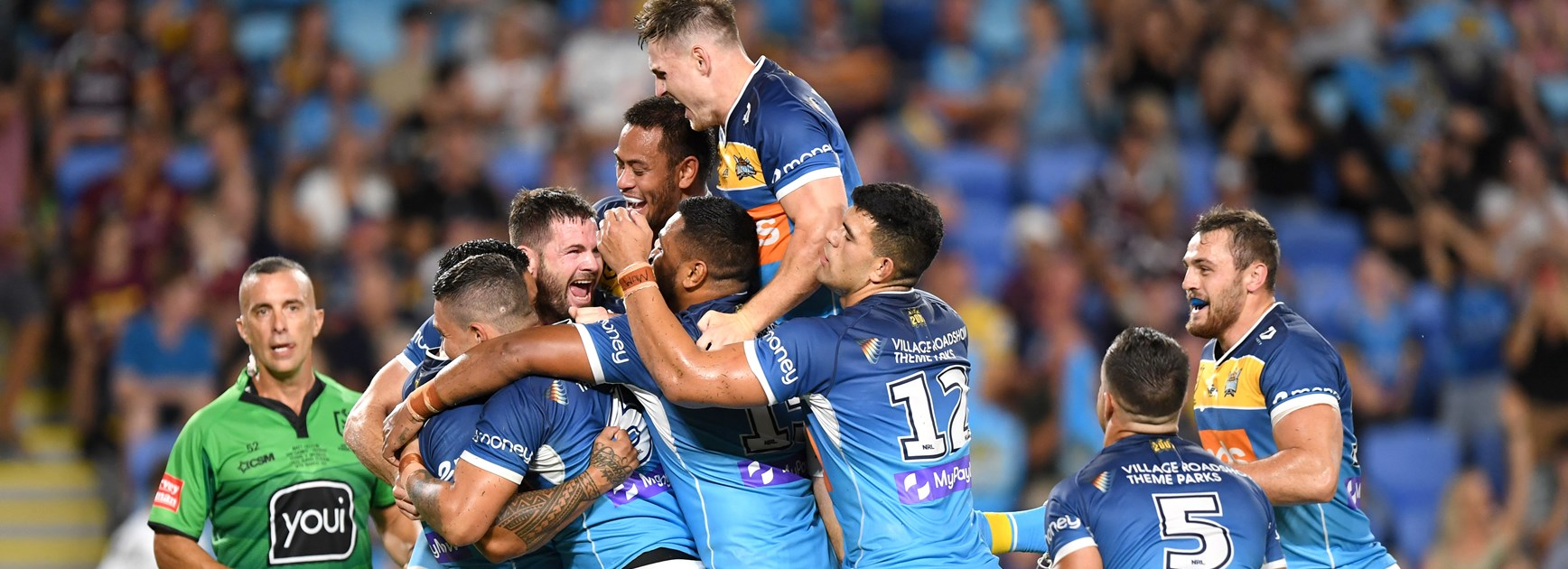 We're Coming Home!  Titans to return to the Gold Coast