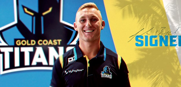 Local junior locked in long-term at the Titans