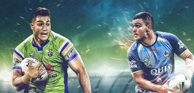 PREVIEW: Titans v Raiders