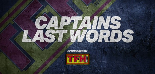 ROUND 7: Captain's Last Word