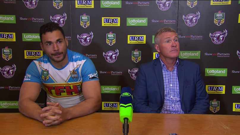 Titans press conference: Round 23, 2018