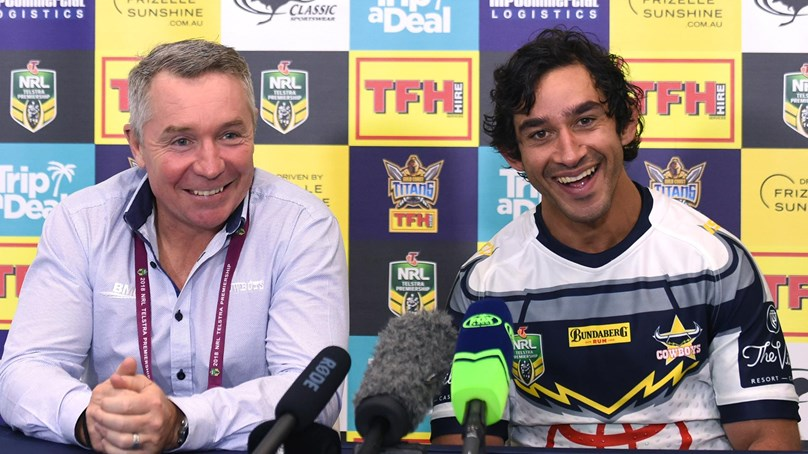 Paul Green & Johnathan Thurston