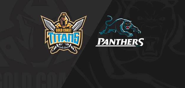 Titans v Panthers