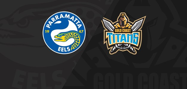 Full Match Replay - Rd 21 Titans v Eels