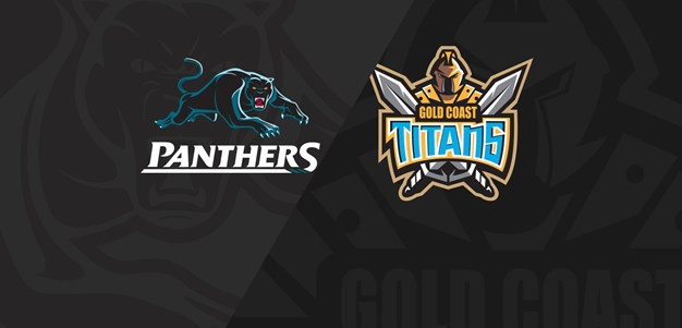 Panthers v Titans