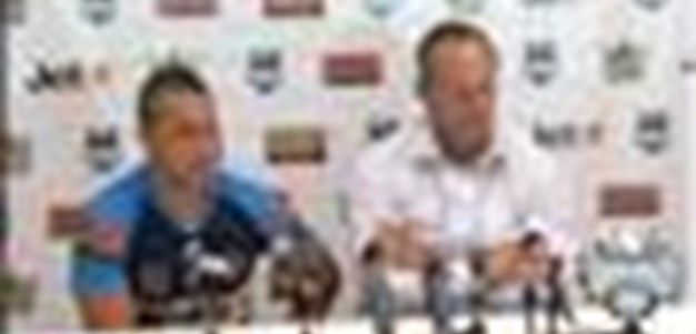 Titans Round 6 Post Match Press Conference V Dragons