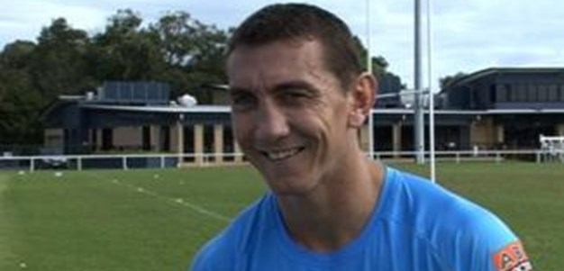 Mat Rogers Injury Latest