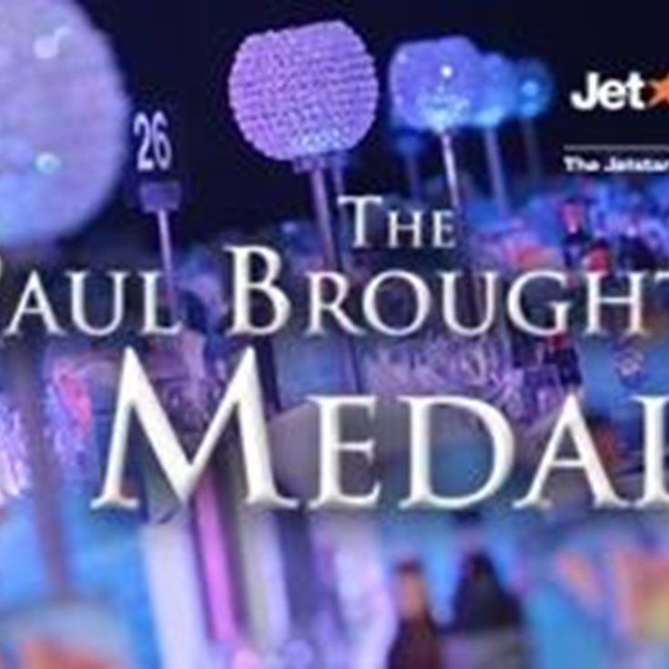 Paul Broughton Medal Points - Round 2