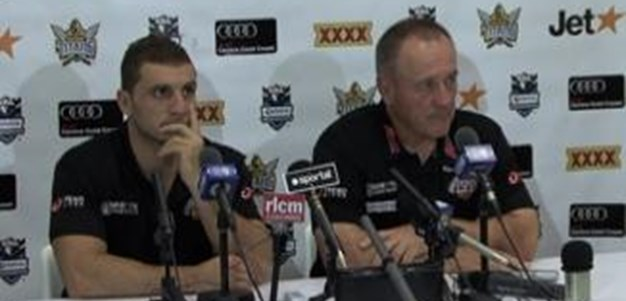 Tigers V Titans Rd 6 Post Match Press Conference
