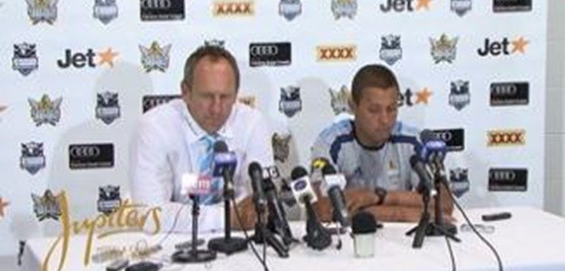 Gold Coast Titans Rd 3 Post Match Press Conference