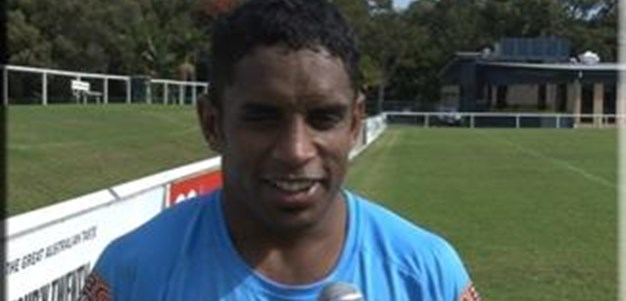 Preston Campbell out of All Stars Game