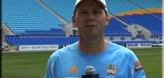 Gold Coast Titans Team Announcement - Round 25