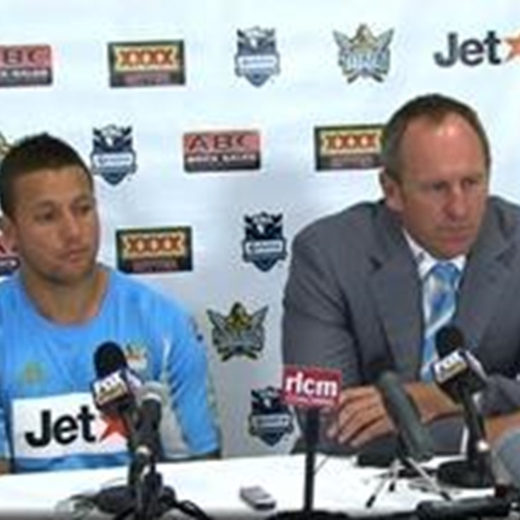 Titans Post Match Press Conference - Finals Week 3