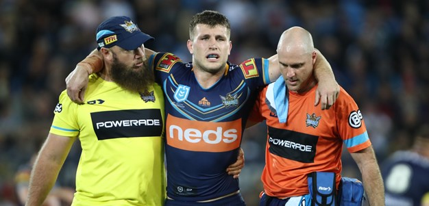 Arrow keen to get back on the field