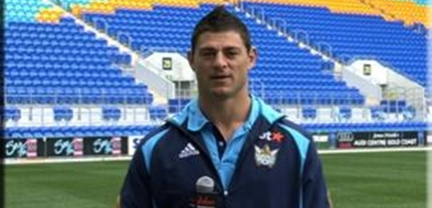 Mark Minichiello ready for 2012