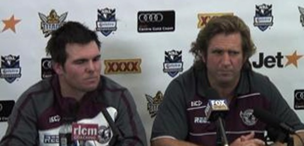 Manly Round 10 Post Match Press Conference