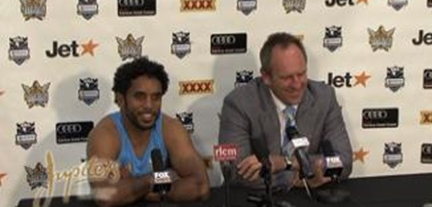 Gold Coast Titans Rd 23 Post Match Press Conference
