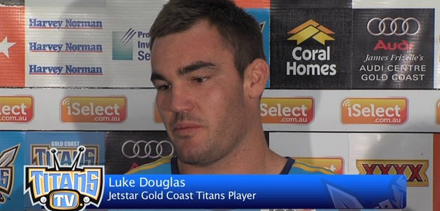 Ryan James And Luke Douglas Discuss NSW State of Origin Camp