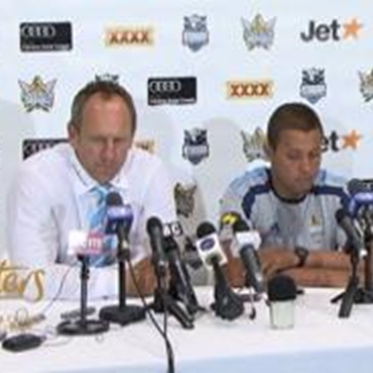 Titans Round 9 Post Match Press Conference