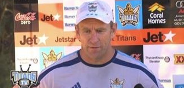 John Cartwright stands down from Origin