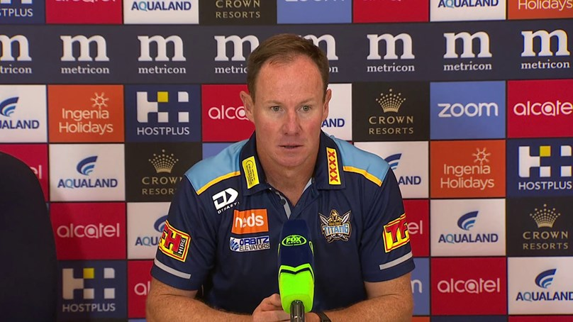 Post-Match Press-Conference Round 05 vs Rabbitohs