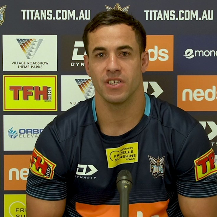 Corey Thompson's message to Titans Members