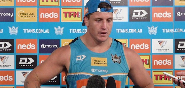 Jarrod Wallace Press Conference