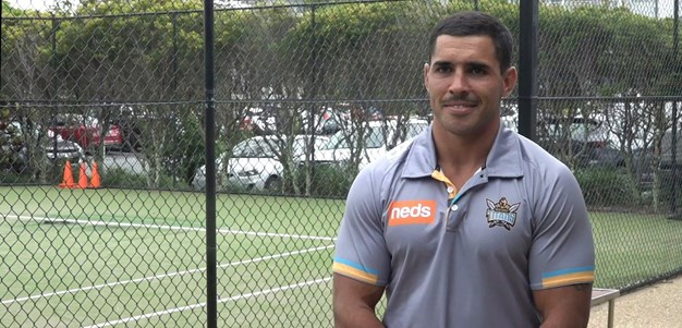 Jamal Fogarty discusses All Stars selection