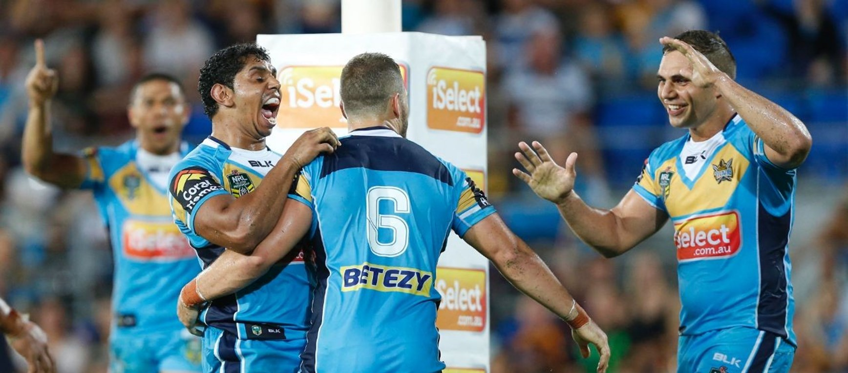 Photo Gallery: Titans v Broncos