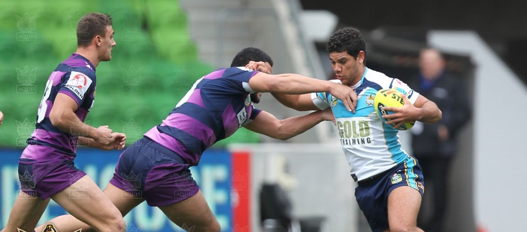NYC Under 20s Storm v Titans Gallery