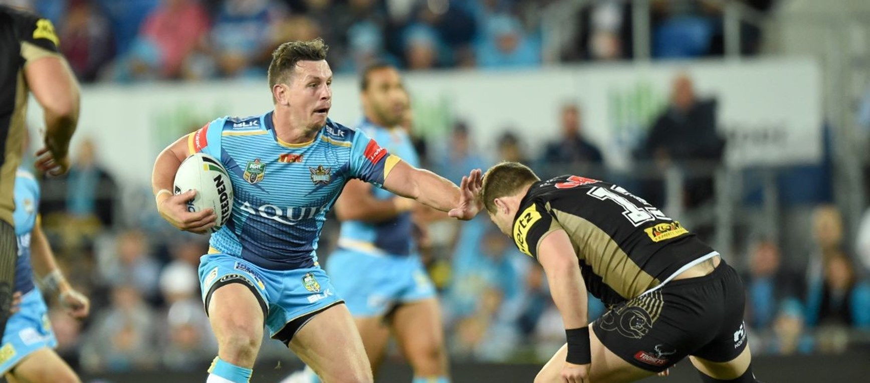 PHOTO GALLERY ... round 25 v Panthers