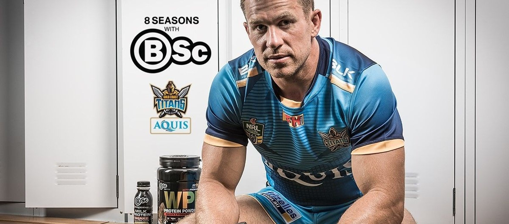 Titans sponsor Body Science re-signs partnership for 8th season
