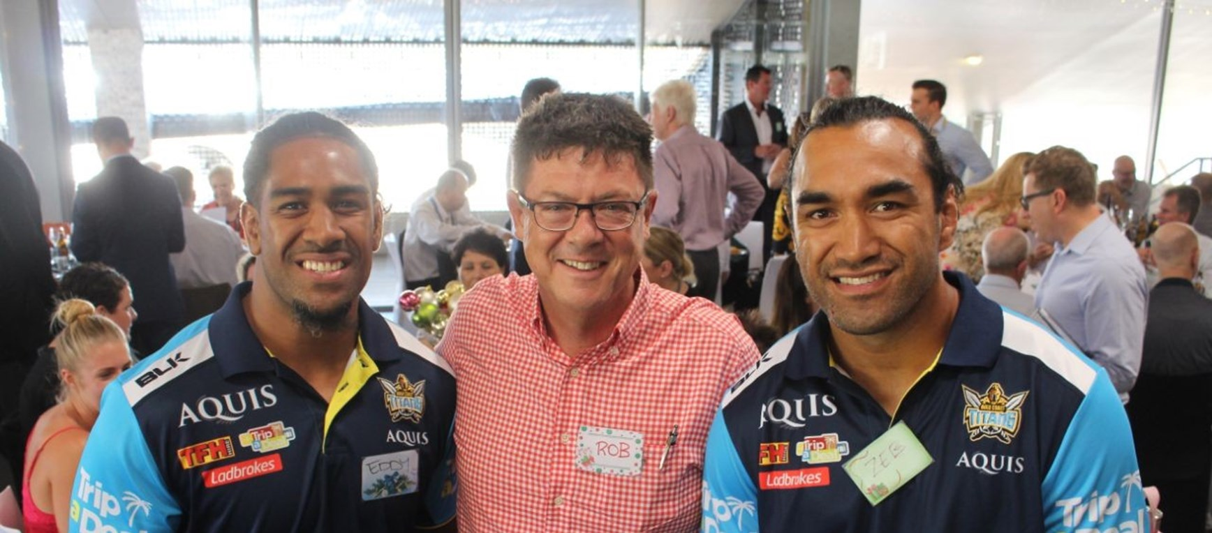 Titans support 'Kids in Care'