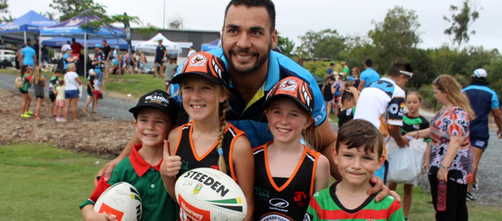GALLERY: Jnr League/Touch Open Day