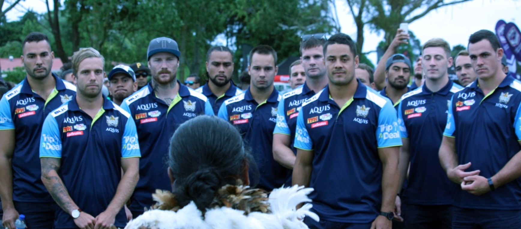 GALLERY: Auckland Nines - Club Visit