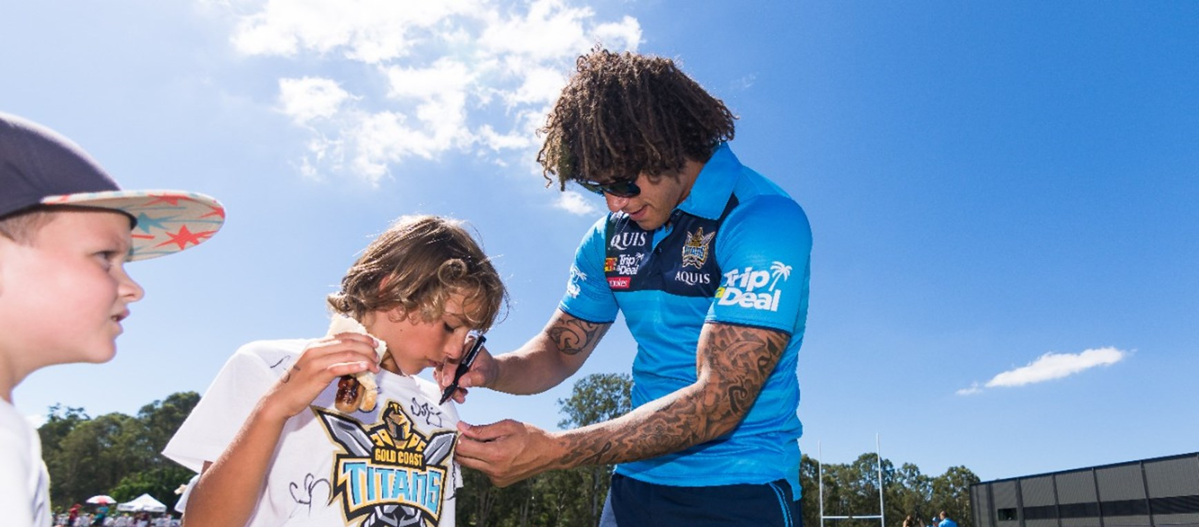 GALLERY: Aquis Easter Holiday Clinic