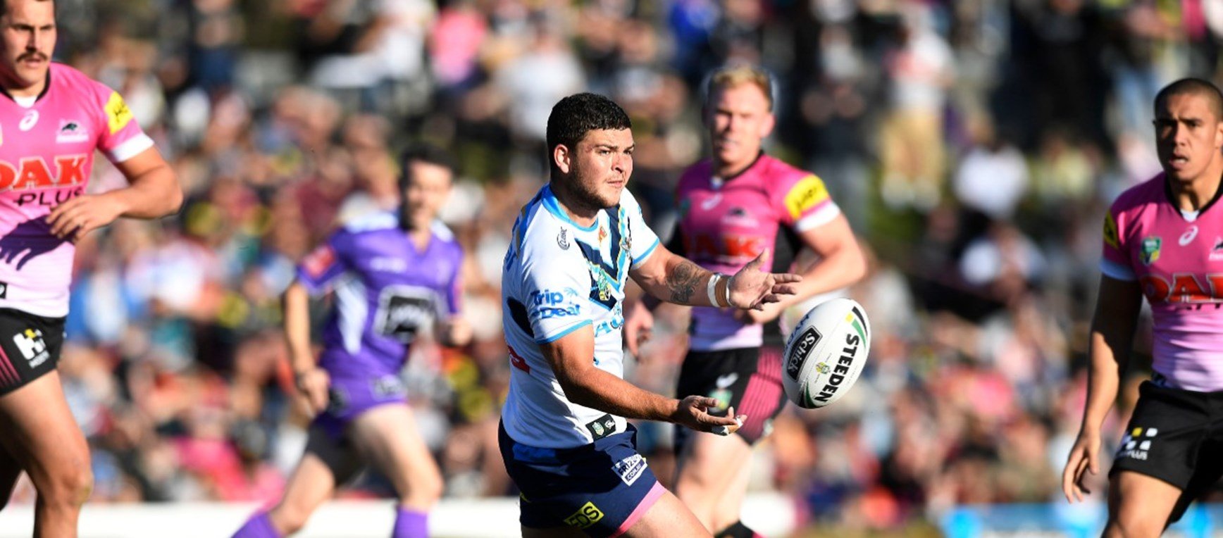 GALLERY: Panthers v Titans