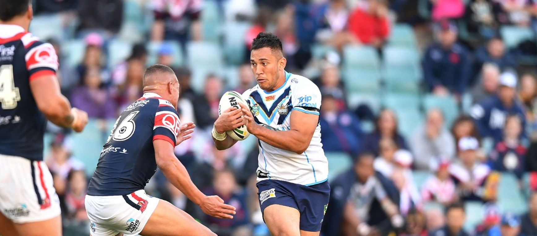 GALLERY: Roosters v Titans