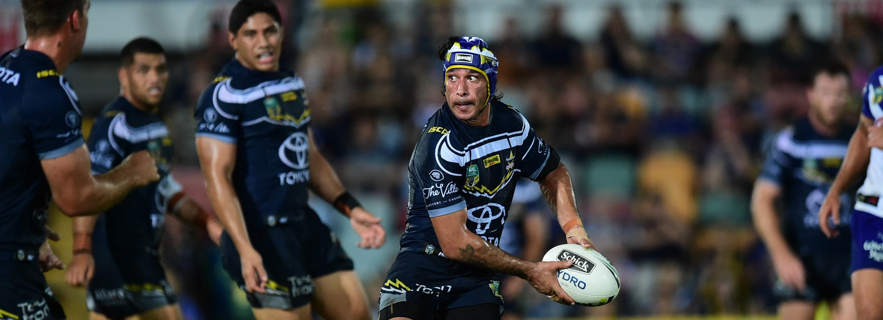 Cowboys name side to face Titans