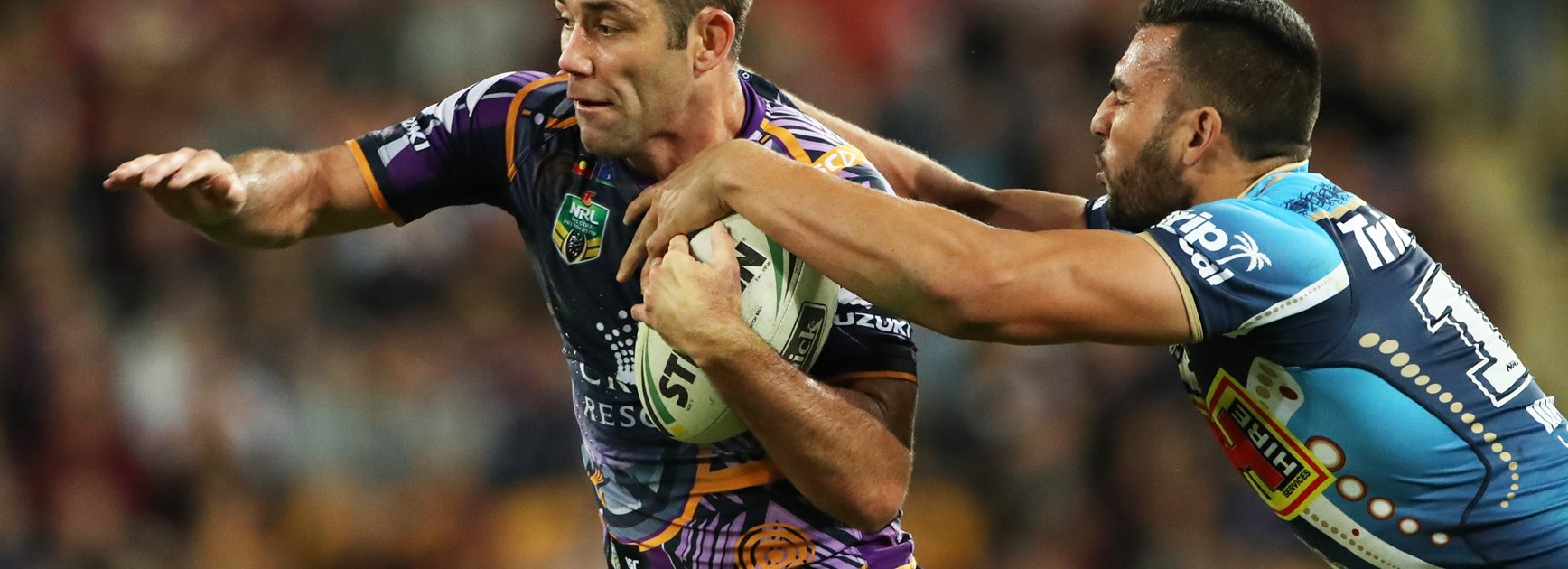 RND 24: Storm name side to face Titans