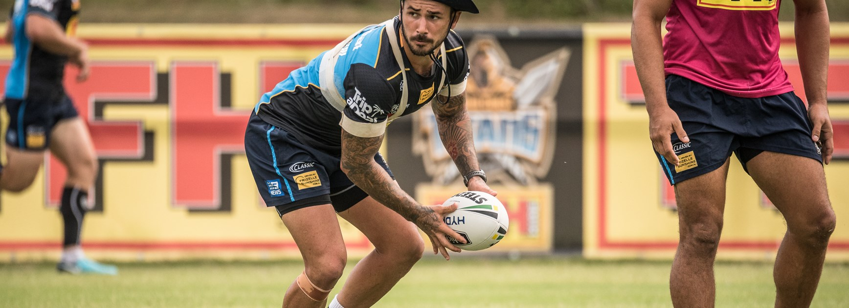 Peats' relentless in pursuit of perfection at Titans