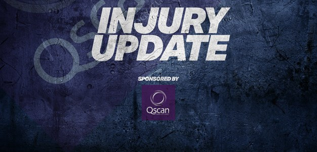 RND 21: Qscan Injury Update