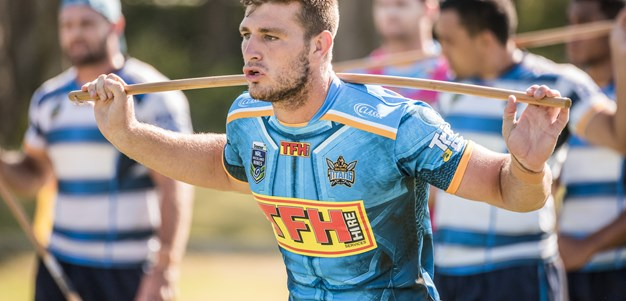 Wallace backs Arrow to hit target for Titans
