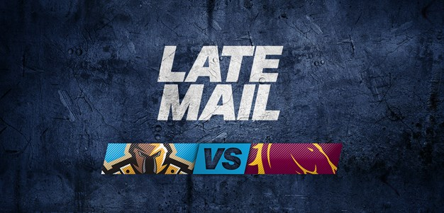 LATE MAIL: Titans v Broncos