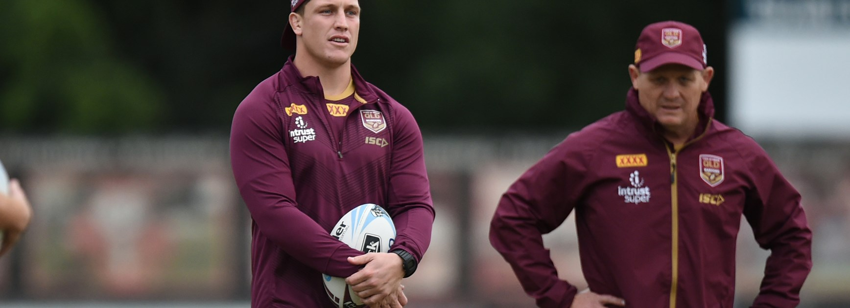 Wallace out to prove Origin worth on home turf