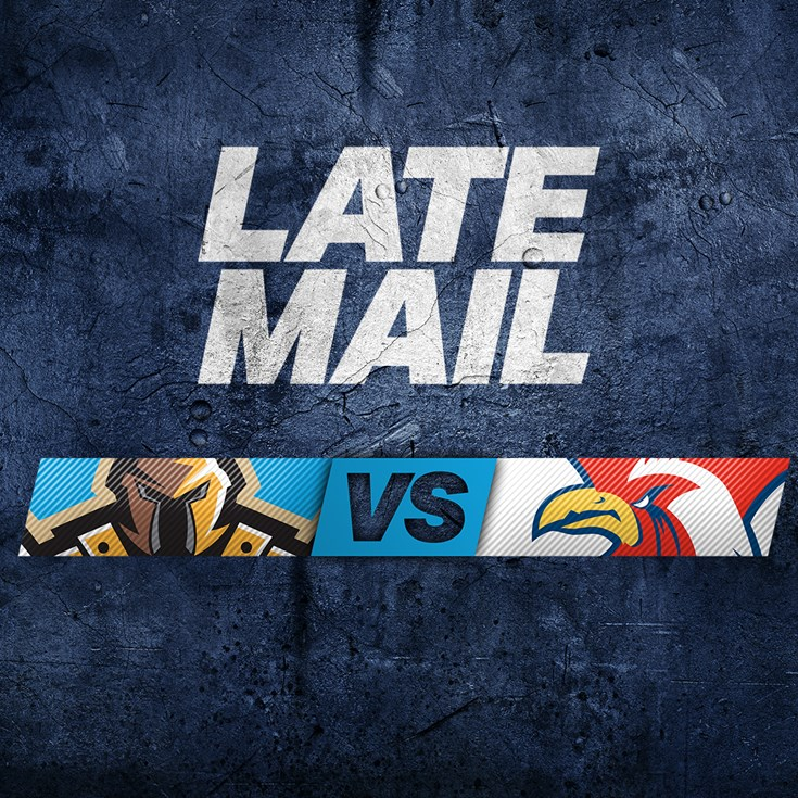 LATE MAIL: Titans v Roosters