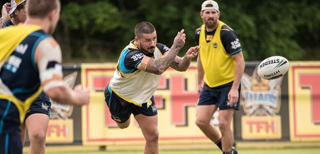 PEATS: I've never played an NRL game there