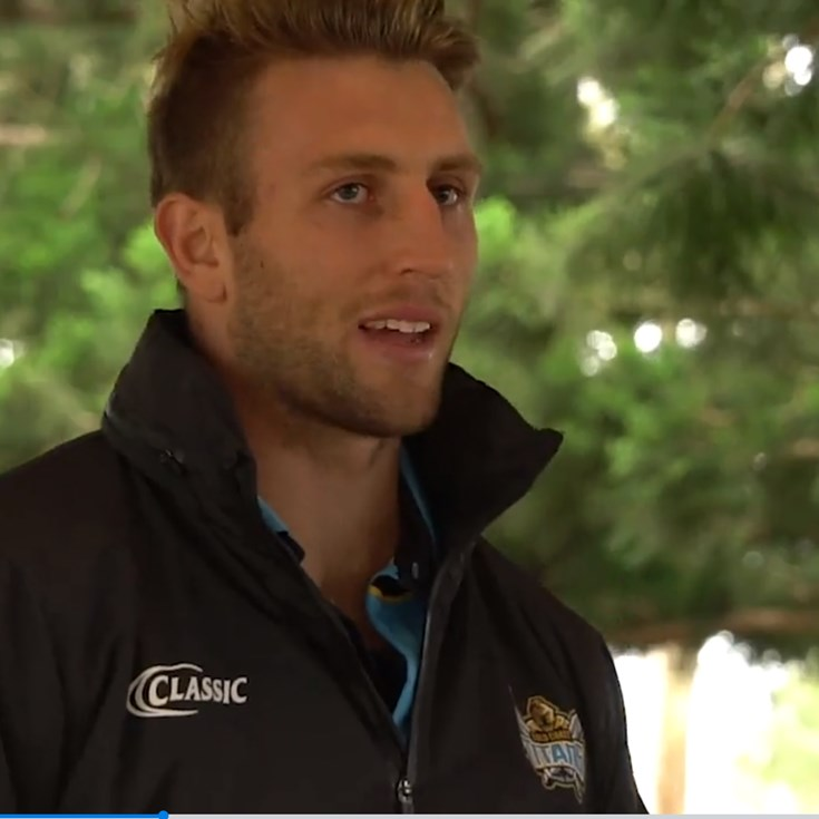 VIDEO:Brendan Elliot in Toowoomba